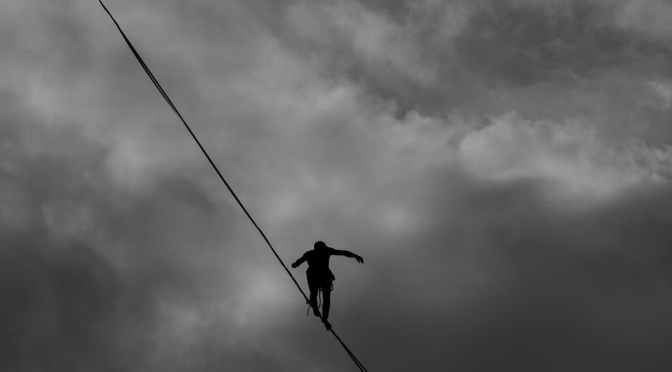Tightrope – Neitzsche